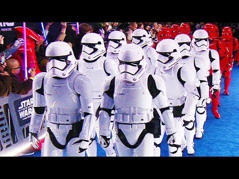 STAR WARS THE RISE OF SKYWALKER World Premiere