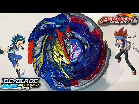 BEYBLADE BURST FINALLY BETTER THAN METAL FIGHT?! Cho-Z Valkyrie .Z.Ev VS Big Bang Pegasus F:D