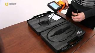 Video borescope snake camera inspection scope