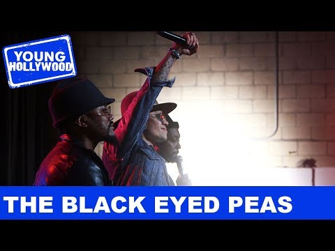The Black Eyed Peas: Working with Jaden Smith & Snoop Dogg!