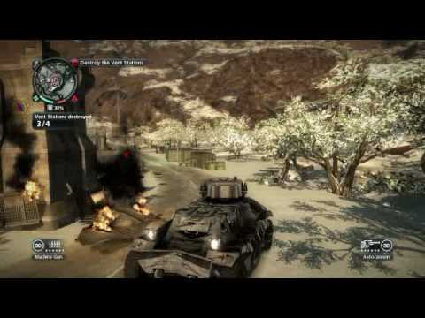 Just Cause 2 GAME-PLAY - Blowin Sh*t Up |
