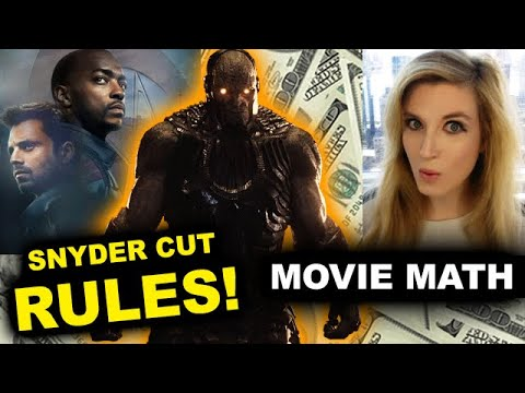Zack Snyder's Justice League vs The Falcon & The Winter Soldier - Box Office & Streaming UPDATE - Beyond The