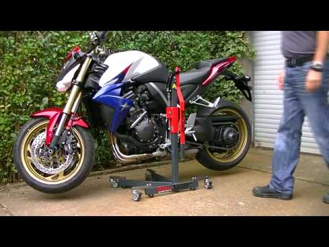 Bike Towerde Zentralstander Honda CB1000R SC60avi