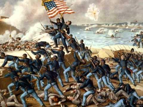 54th Regiment of Massachusetts- Andrew Johnson