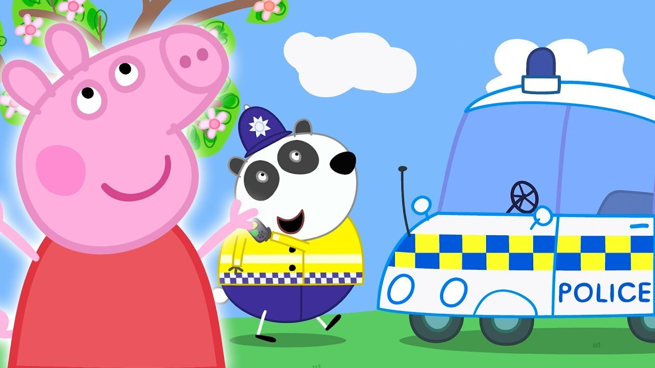 Peppa Pig English Episodes | Peppa Pig When I Grow Up Full ...