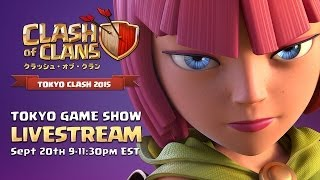 #TokyoClash LIVE (full stream)