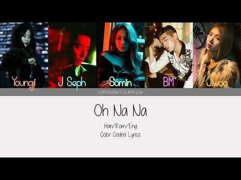 Download lagu gratis K.A.R.D - Oh Na Na [Color Coded Lyrics/Han|Rom|Eng] terbaru