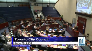 City Council - June 28, 2018 - Afternoon & Evening Session