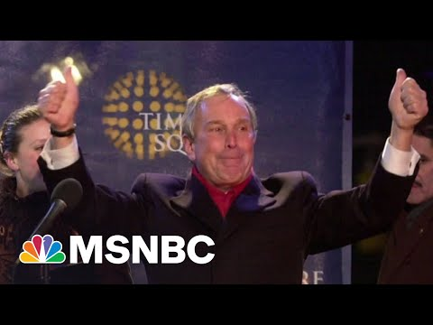 Former NYC Mayor Mike Bloomberg Stresses Optimism, Reflects On 9/11