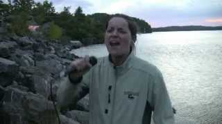 Chant 6 du Voyage au Canada : Parry Sound, Ontario; Respect, Aretha Franklin