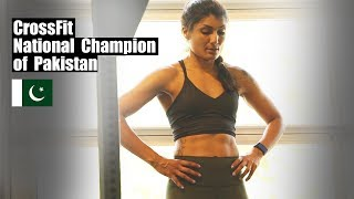 """""""CrossFit is a Privilege"""" - National Champion of Pakistan - Interview"""