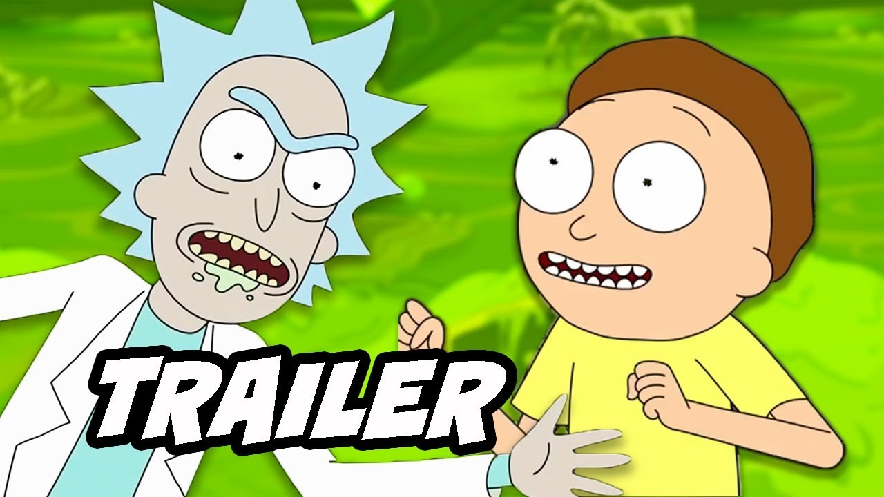 Rick And Morty Season 4 Teaser New Episodes Explained By Justin