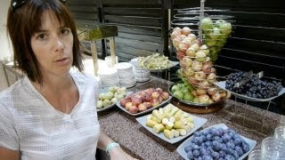 Vegane Überlebens-Tipps fürs All Inclusive Buffet (Kreta-Urlaub)
