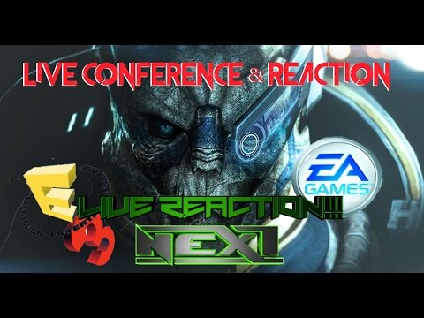 EA Conference & Live Reaction!!!! #Next w/ Special guest, Jimmy Eat Rose!