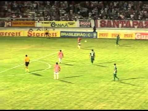 Campeonato Brasileiro Série C - Melhores Momentos: SANTA CRUZ 2 x 1 Luverdense/MT - 20/10/2012