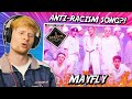 RAPPER REACTS to MAYFLY Stray Kids, ATEEZ, BTOB - 'Playing With Paints' Kingdom Reaction