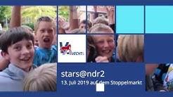 Stadt Vechta - stars@ndr2 live am 13. Juli 2019