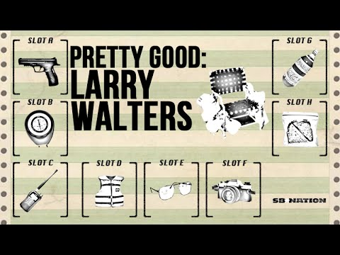 Pretty Good: Larry Walters has a flying lawn chair and a BB gun