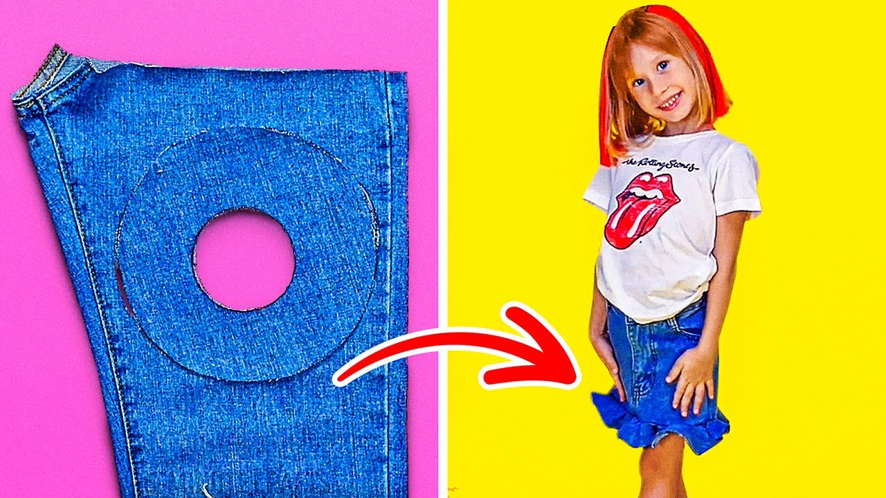 15 SMART CLOTHES ALTERATION FOR YOUR KIDS