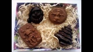 Шоколадные подарки(, 2014-12-05T20:00:36.000Z)