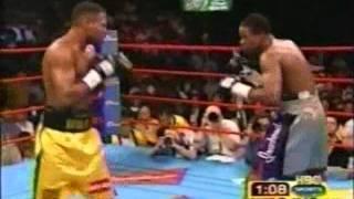 Vernon Forrest vs Shane Mosley 2 - 1/4