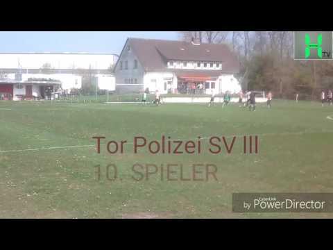 4. Kreisklasse Hannover-Land Staffel 6.TSV Höver 1:2 Polizei SV lll Teil 1 HD
