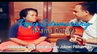 Reni Situmorang Pencipta Lagu Jokowi