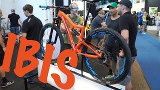 New Ibis Bikes 2016 - Eurobike 2015