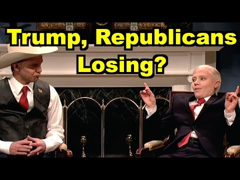 Trump, GOP Losing? - Kellyanne Conway, Kate McKinnon & MORE! LV Sunday LIVE Clip Roundup 238
