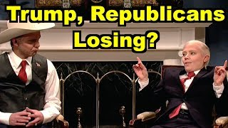 Trump, GOP Losing? - Kellyanne Conway, Kate McKinnon & MORE! LV Sunday LIVE Clip Roundup 238