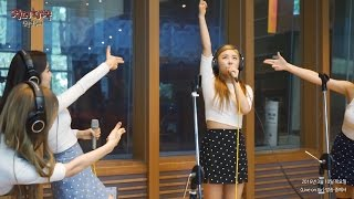 Video [Live on Air] MAMAMOO - Taller than You, 마마무 - 1cm의 자존심 [정오의 희망곡 김신영입니다] 20160303 download MP3, 3GP, MP4, WEBM, AVI, FLV Agustus 2018