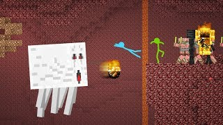 Download lagu The Nether - Animation vs. Minecraft Shorts Episode 8