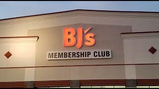 BJ's Wholesale Club Walk-Through