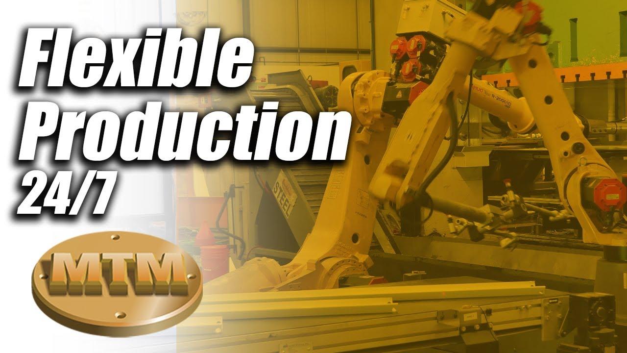 Manitowoc Tool & Manufacturing • Manitowoc, Wisconsin