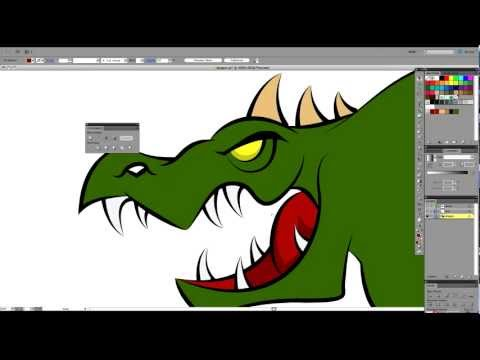 how to create poly art in illustrator