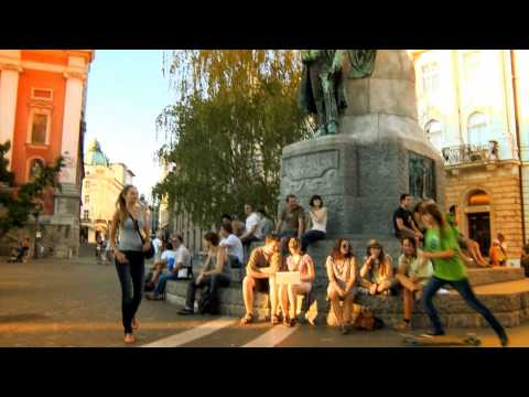 Green Active Healthy Slovenia (1 min)