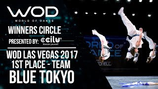 Baixar Blue Tokyo | 1st Place Team | Winners Circle | World of Dance Las Vegas 2017 | #WODLV17
