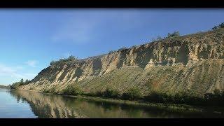 рыбалка и сплав по реке Чулым!рыбалка на спиннинг осенью