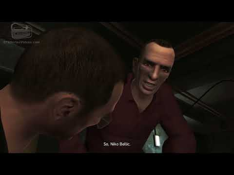 Crime and Punishment Grand Theft Auto 4   Mission 14