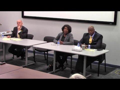 Candidates Forum: Sheriff & District Court Judge, 10/5/2016