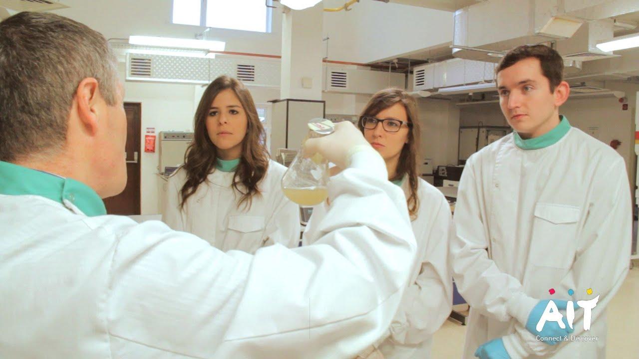 Ciência sem Fronteiras no Athlone Institute of Technology, Irlanda
