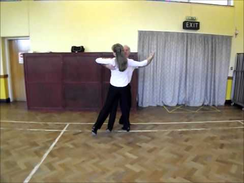 Iris Foxtrot Sequence Dance Walkthrough