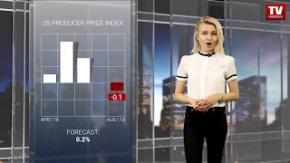 InstaForex tv news: USD losing appeal amid soft US data   (12.09.2018)