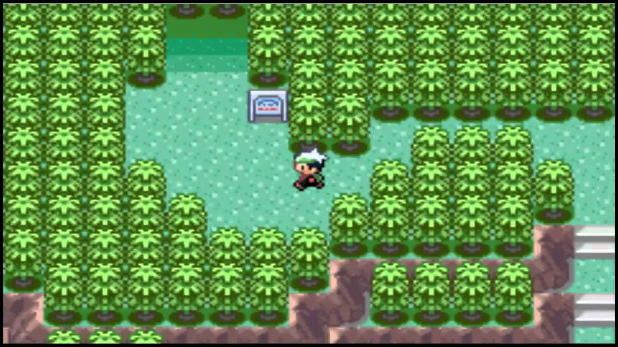 legendary pokemon in emerald
