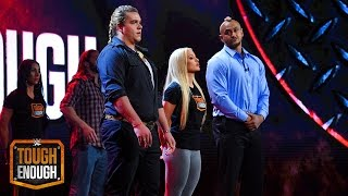 The Miz's save costs Mada: WWE Tough Enough, July 28, 2015