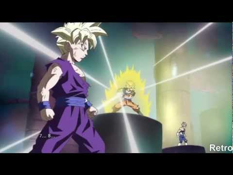 Dragon Ball Z - Plan To Eradicate The Super Saiyans