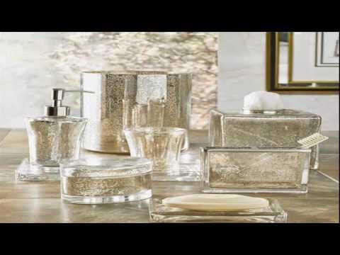 Designer Bathroom Accessories Sets