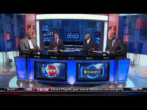 Charles Barkley represents for Seattle SuperSonics history | 4-20-11