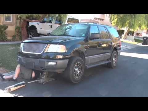 replace starter 2004 ford expedition - youtube  youtube