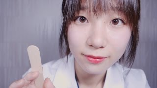 Tapping You👏 / ASMR Dr.Latte's Tingle Experiment